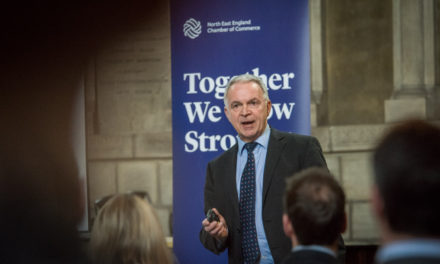 Chamber's County Durham AGM Hears University's Ambitions