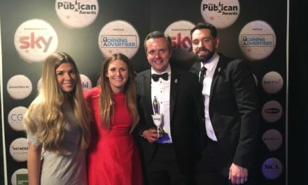 The New World Trading Company Sets New Record at The Publican Awards 2017
