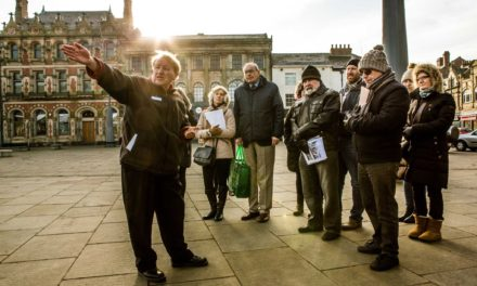 New Tours Explore Town's Past and Future