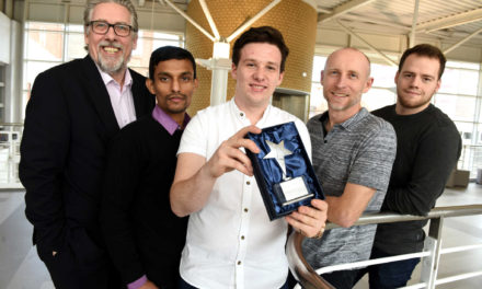 Young Apprentice success for University team