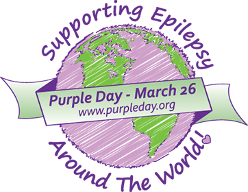 Young Epilepsy urges Brits to dress in their pyjamas for Purple Day