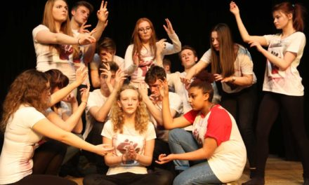 Students voice their dissent with show-stopping performance
