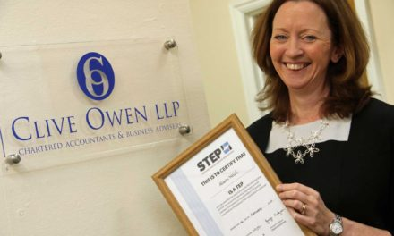 Sorting affairs no longer taxing thanks to highly qualified practitioner