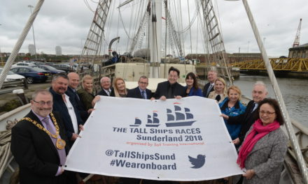Businesses are Lining up to back Sunderland's Signature Events in 2017 and 2018
