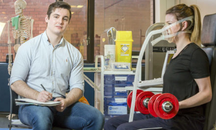 Graduate's muscle regeneration research leads to National Award