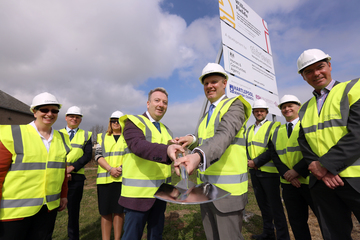 Work starts on Hartlepool's newest housing development