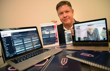Newcastle software firm taking on Facebook and winning