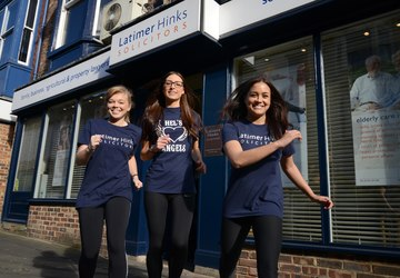 Team of Hel's Angels to run 10K in aid of local hospice