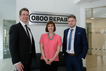 0800 Repair Gas eyes national expansion after new office is given MP's approval