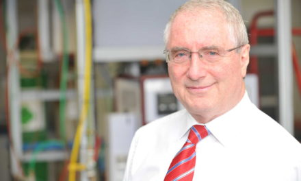 Teesside steel professional given the 'Presidential treatment'