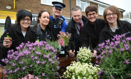 Thirteen Group's 'Spring Greens' project launched to enhance local communities