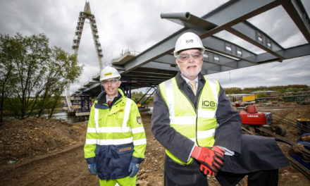 New Wear Crossing given 'Presidential' seal of approval