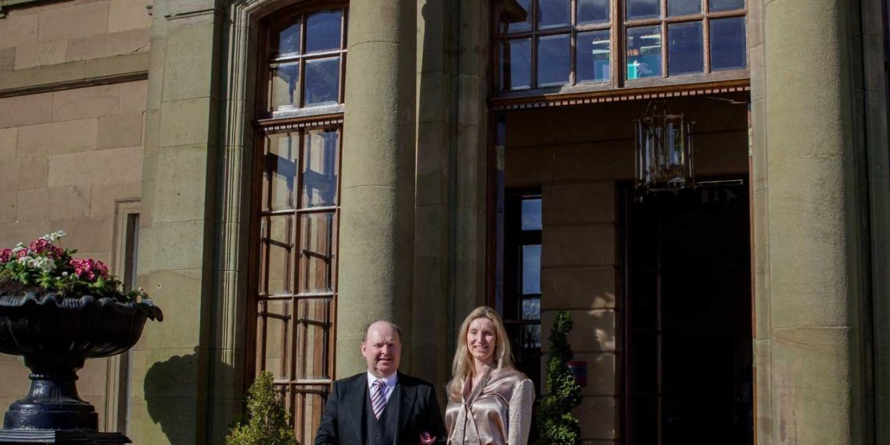 Historic Royal Residence Announces Coghlans at Rudby Hall