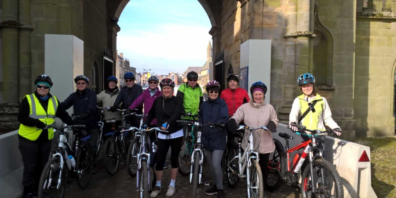Get active across the Durham Dales and Derwentside