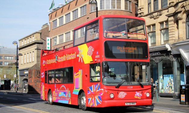New Look for City Sightseeing Bus as Summer Schedule Starts