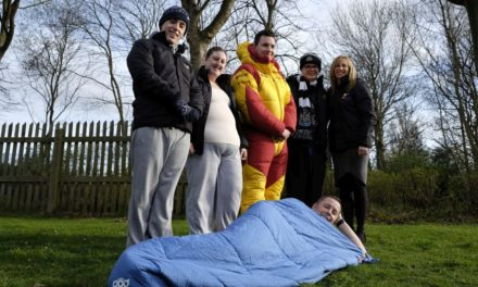 Five to go sub-zero as charity takes youngsters with learning disabilities on once-in-a-lifetime trip