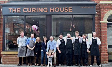 Middlesbrough restaurant's success is 'cure and simple'