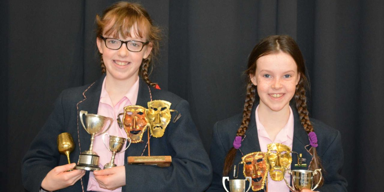 Success runs in the family as sisters claim top Harrogate Festival Prizes.