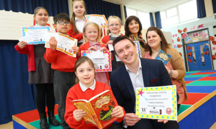 Young readers reap rewards with The Education Network and Waterstones