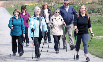 Grant keeps Gateshead residents fit and well