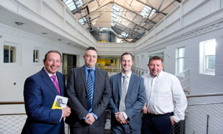 Robertson signs up to construction skills initiative
