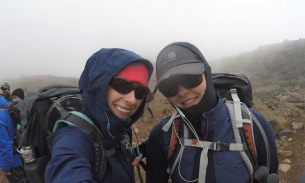 Intrepid duo's African adventure raises more than £12,000