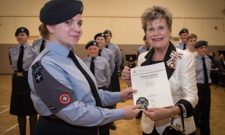 High Flying Future for Hartlepool Air Cadets as New HQ Officially Opened