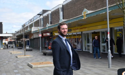 Shopping centre refurbishment begins following multi-million-pound investment