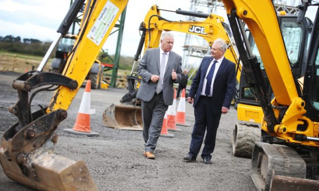 Construction training centre opens in Northumberland creating new jobs
