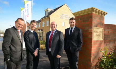 Diverse Dinnington development proving popular