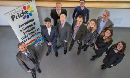 Businesses back LGBT festival