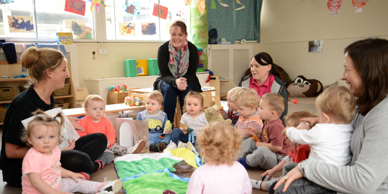 Charity's Plans for Kids' Sensory Room moving forward with Newcastle Building Society Support