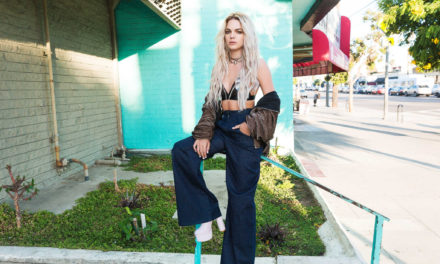 Louisa Johnson leads X Factor stars to South Shields concert