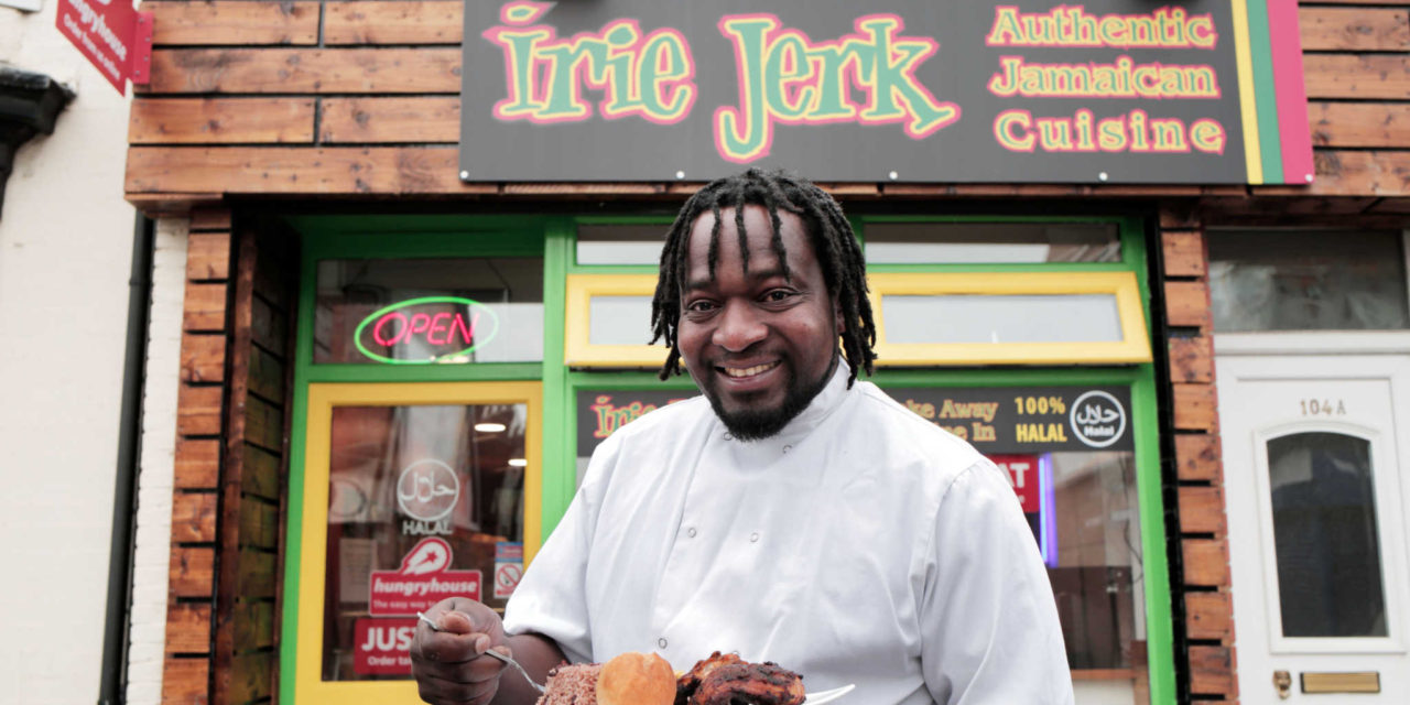 Jamaican restaurant Irie Jerk opens with help from SSI Task Force funding