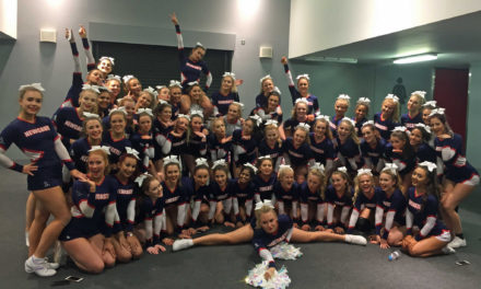 Cheerleading squad to go on the run for charity in memory of friend