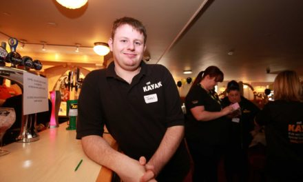 North East apprentices help young people with learning difficulties to raise the bar in national challenge