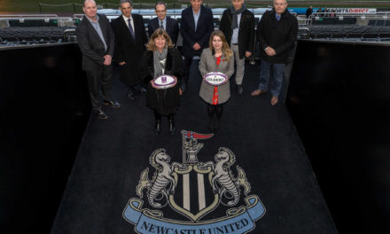 Newcastle Secures 2019 European Rugby Finals