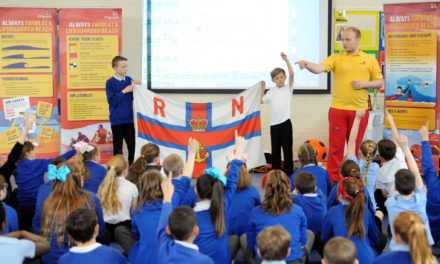 Water Safety Lessons in Schools