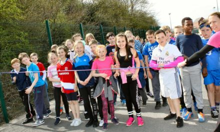 Runners raise money for cancer charity
