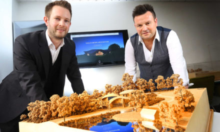 Sadler Brown's Designs on New Markets back by Growth Fund Investment