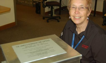 Time capsule to be locked for three centuries