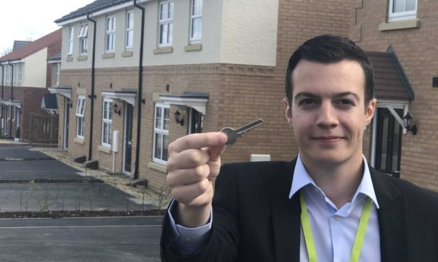 New homes bring affordable living to Ushaw Moor
