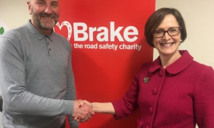 Road safety in focus thanks to Vision Express and Brake partnership