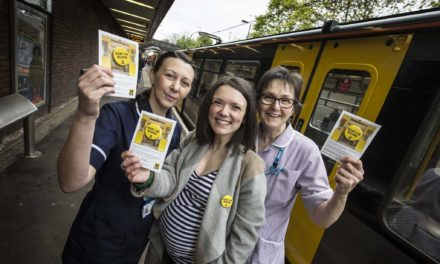 Baby on Board badges: Metro's new initiative helping mums-to-be