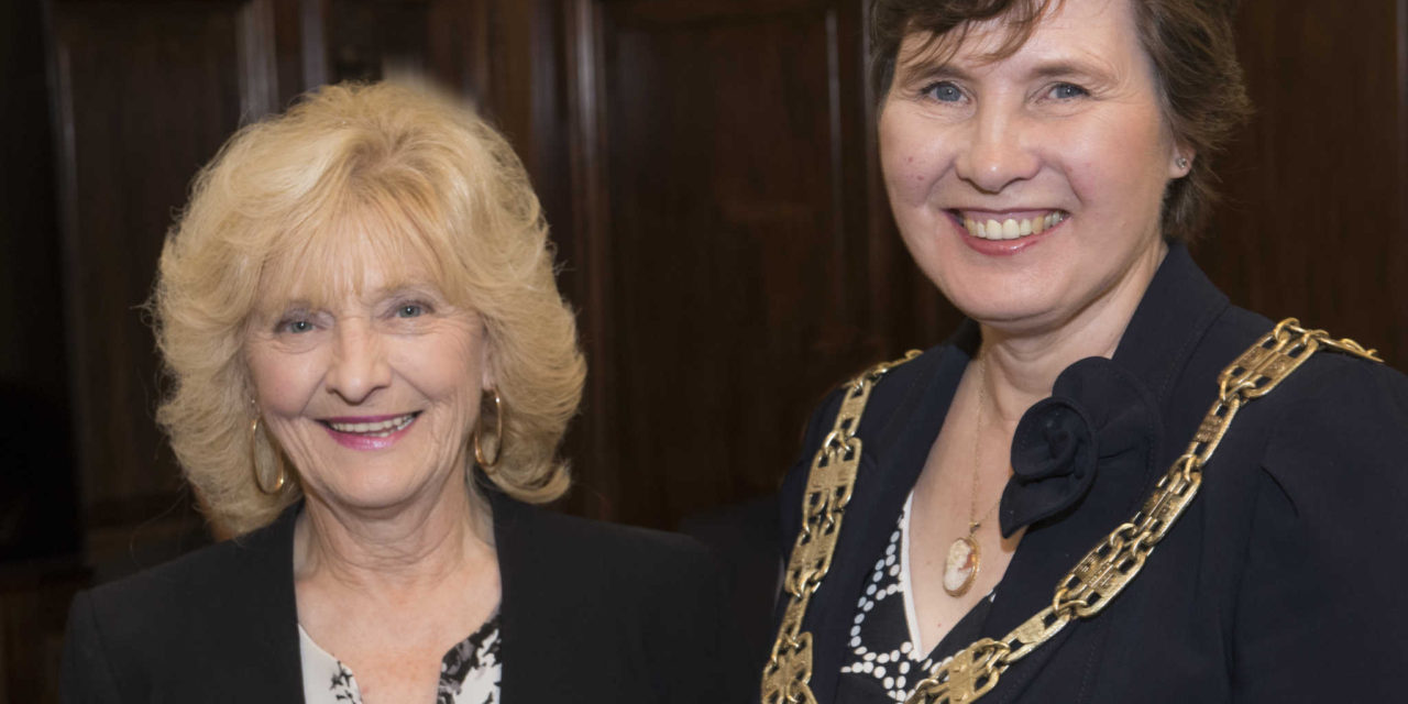 Council chair looks forward to seeing all aspects of county