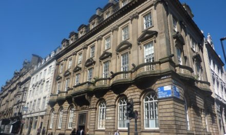 Silverstone racks up £1.5m of refurbishment projects in Newcastle city centre