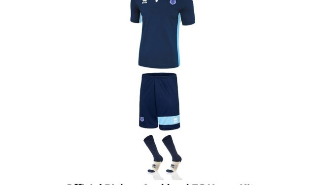 Bishop Auckland Football Club Agrees Kit Deal with Motif8
