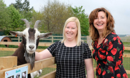 Nortech Cares new relationship with Daisy Chain is set to blossom