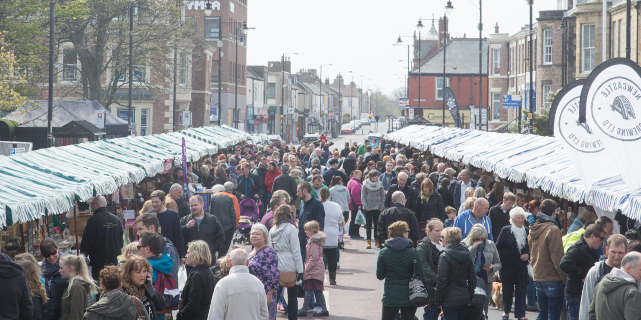 Food Festival North Shields