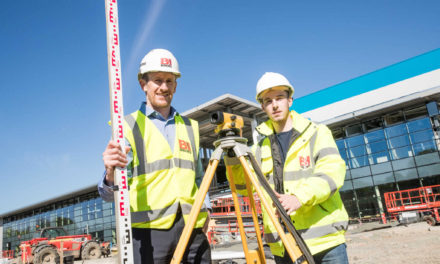 Construction skills scheme extended after first year success